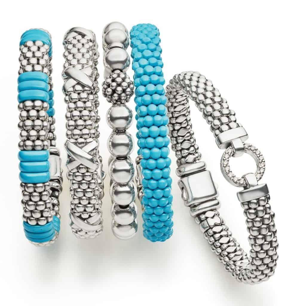 Lagos Caviar Bracelets