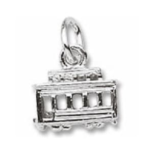 Sea Pines Trolley Charm